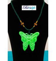 Butterfly Quantum pendant